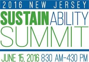 2016 New Jersey Sustainability Summit logo