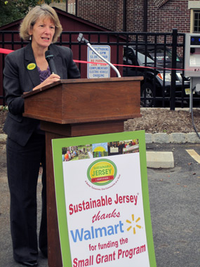 Sustainable Jersey Funding