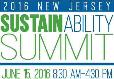 Sustainable Jersey's 2016 New Jersey Sustainability Summit @ The College of New Jersey